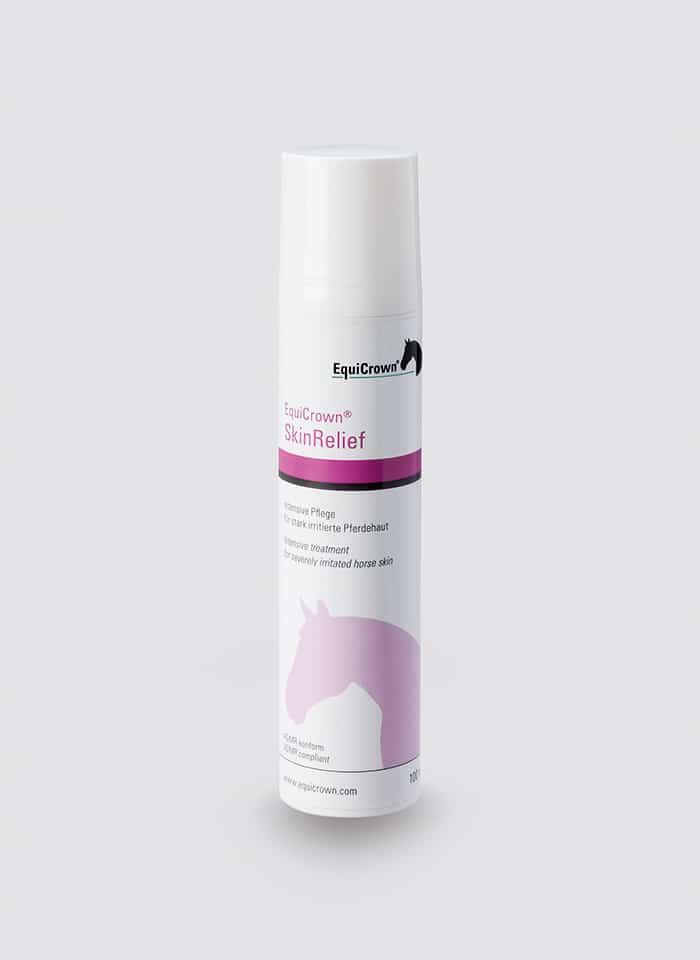 EquiCrown SkinRelief Hautpflege für Pferde