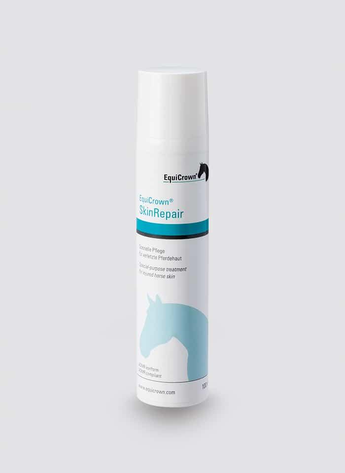 EquiCrown SkinRepair Hautpflege für Pferde