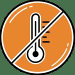 Bandagen ohne Hitzestau